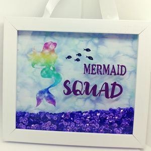 Other - Brand new!!! Mermaid Wall Picture